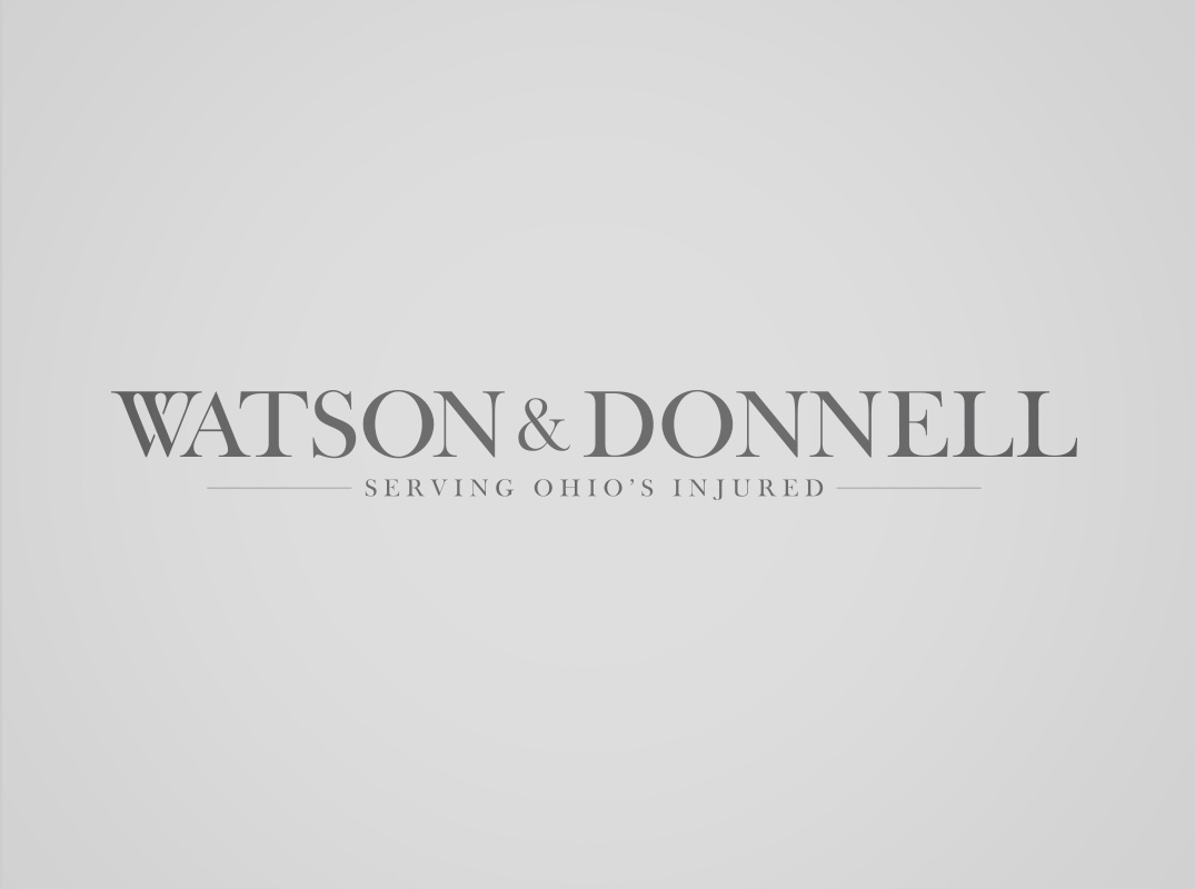 Oh Law Firm >> Watson Donnell Logo The Remedy A Branding Agency